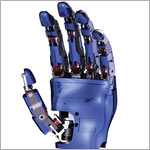 Proto prosthetic arm, Johns Hopkins University Applied Physics Lab