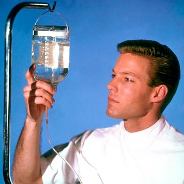 Richard Chamberlain as Dr. Kildare